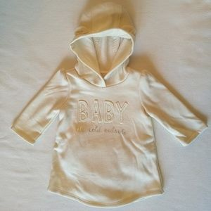 NWT 3-6 month Baby Gap Dress Baby Its Cold Outside